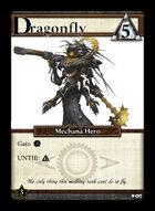 Dragonfly - Custom Card