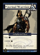 Eternal Warrior - Custom Card