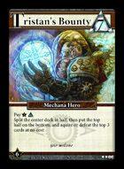 Tristan's Bounty - Custom Card