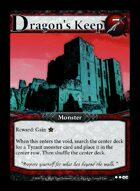 Dragon's Keep - Custom Card