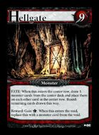Hellgate - Custom Card