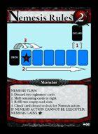 Nemesis Rules 2 - Custom Card