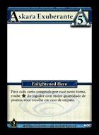 Askara Exuberante - Custom Card