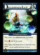Dreamseeker - Custom Card