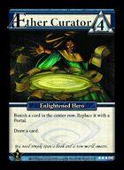 Æther Curator - Custom Card