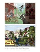 Monsters and Other Childish Things: Road Trip - Color Postcards