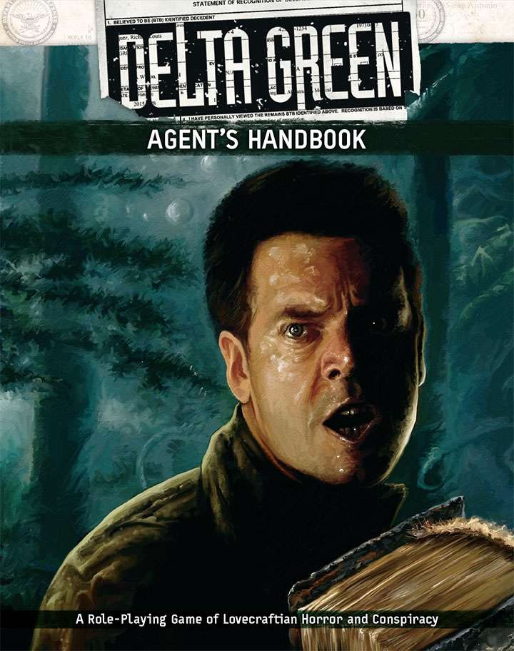 Agents Handbook: Delta Green (T.O.S.) -  Arc Dream Publishing