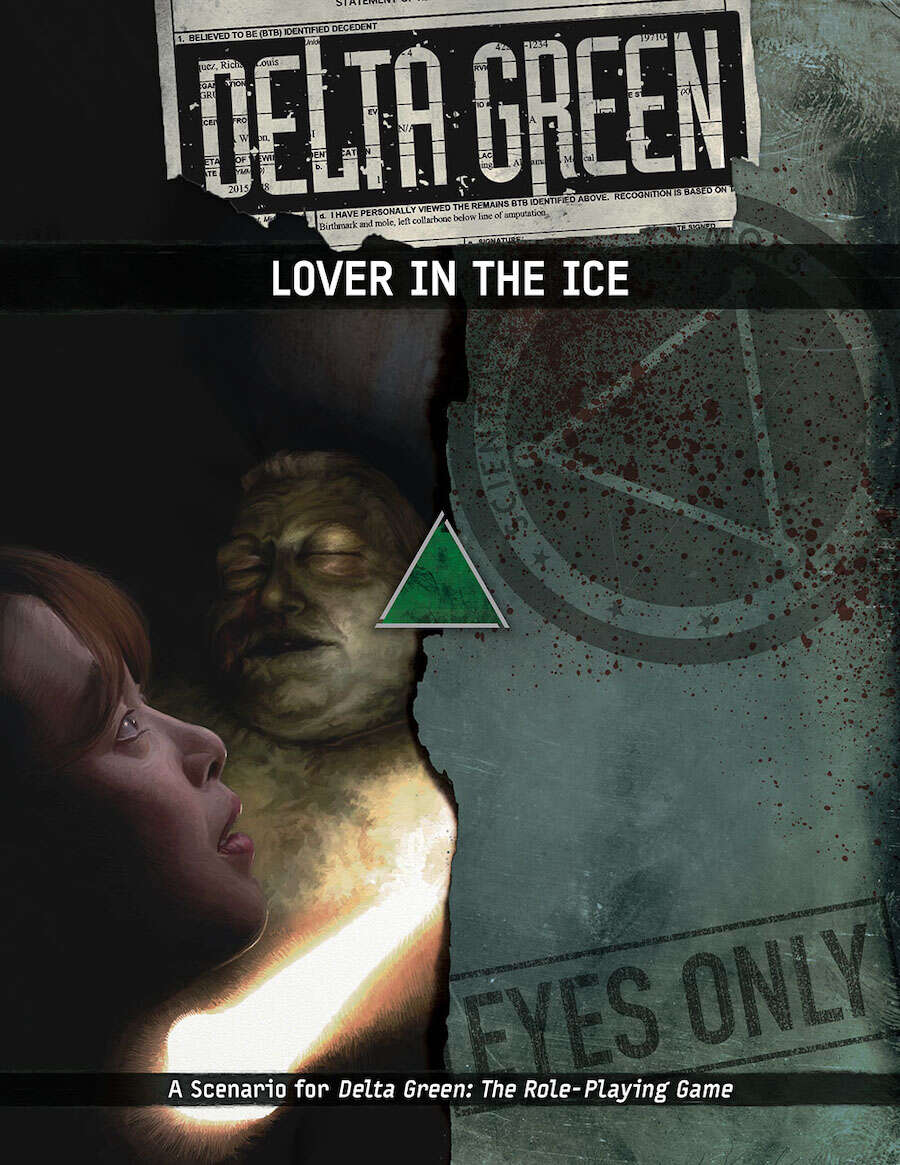 Delta Green: Lover in the Ice