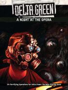 Delta Green: A Night at the Opera
