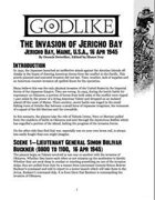 GODLIKE: The Invasion of Jericho Bay