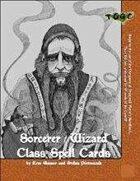 Class Spell Cards I: Sorcerer/Wizard