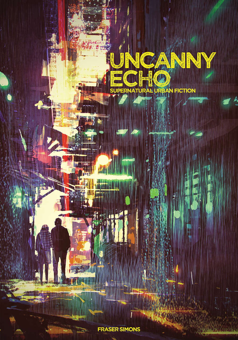 Uncanny Echo Anthology: Supernatural Urban Fiction Roleplaying