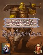 Player's Advantage - Barbarian 5e