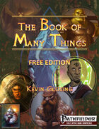 The Book of Many Things Free Edition