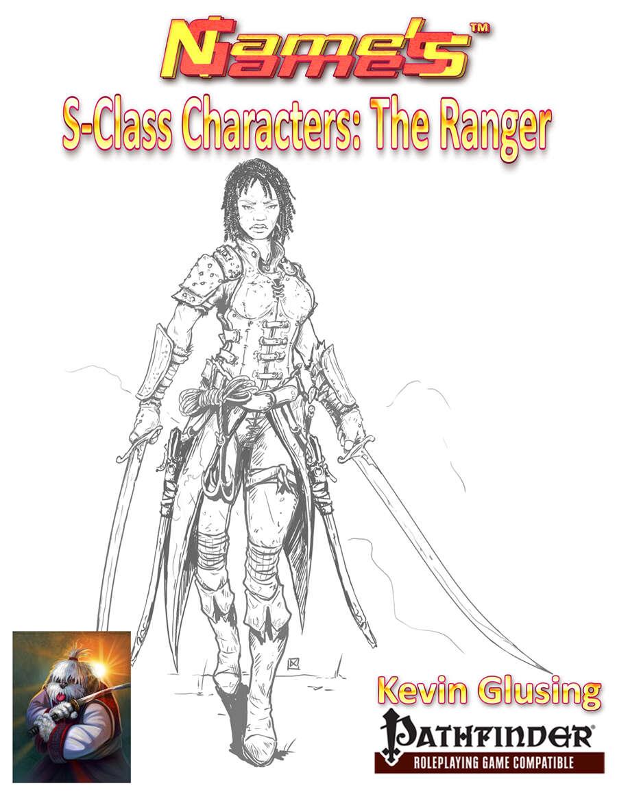 S-Class Rangers