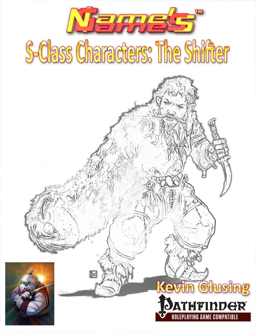 S-Class Shifters