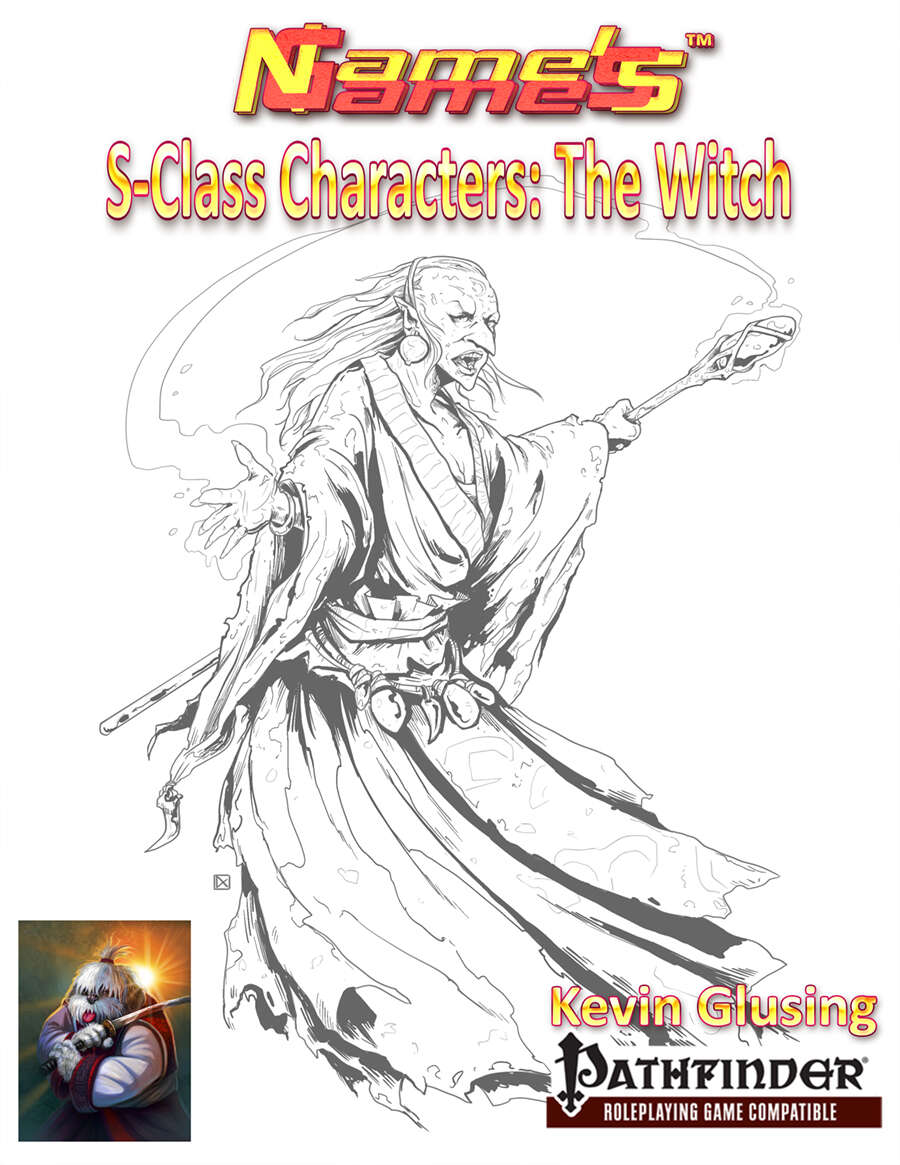 S-Class Witches