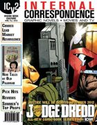 Internal Correspondence #80 (Comics and Graphic Novels, Movies & TV)