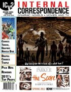 Internal Correspondence #78 (Comics and Graphic Novels, Movies & TV)