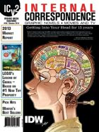 Internal Correspondence #84 (Comics and Graphic Novels, Movies & TV)