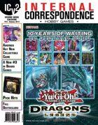 Internal Correspondence #84 (Hobby Games)