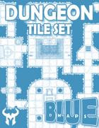 Blue Maps: Dungeon Tile Base Set