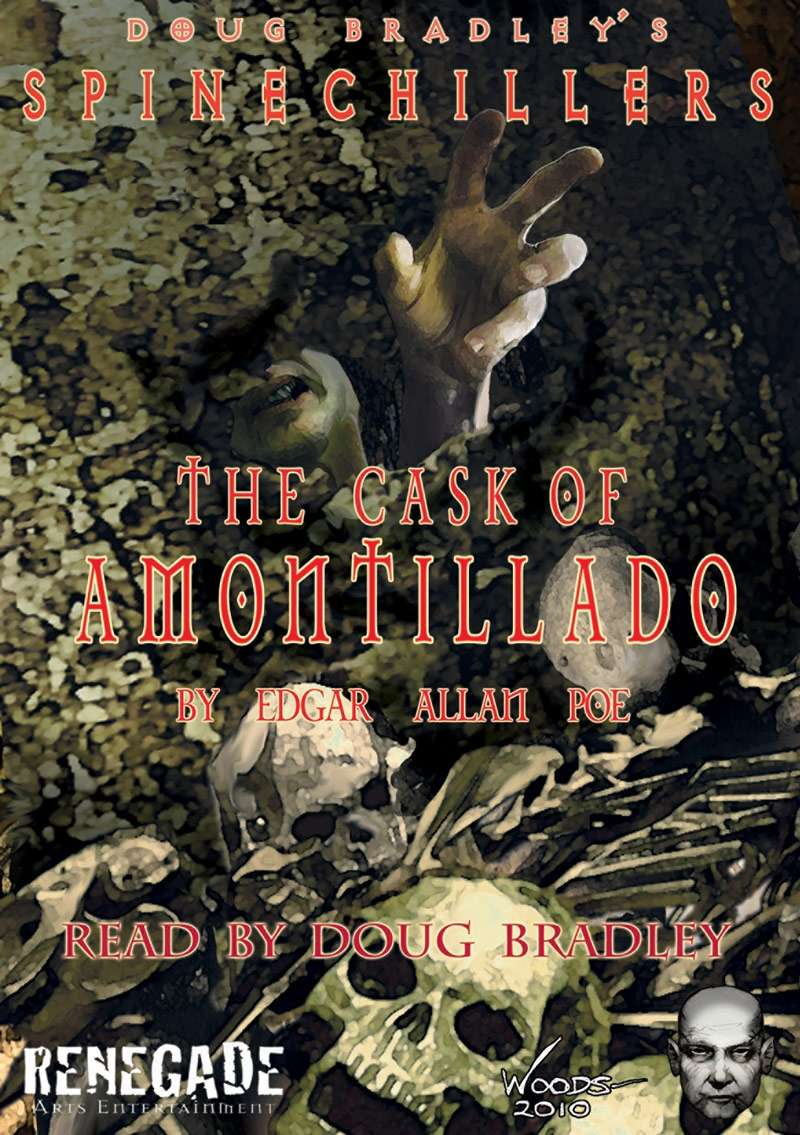 The Cask Of Amontillado Renegade Arts Entertainment
