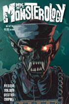 Dept. of Monsterology Issue 3 Digital