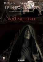Doug Bradley's Spinechillers Vol 3