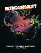 Retrocausality