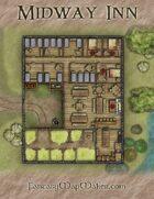 Midway Inn Battlemap