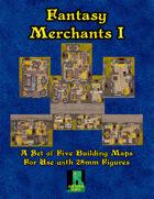 Fantasy Merchants: VTT Maps