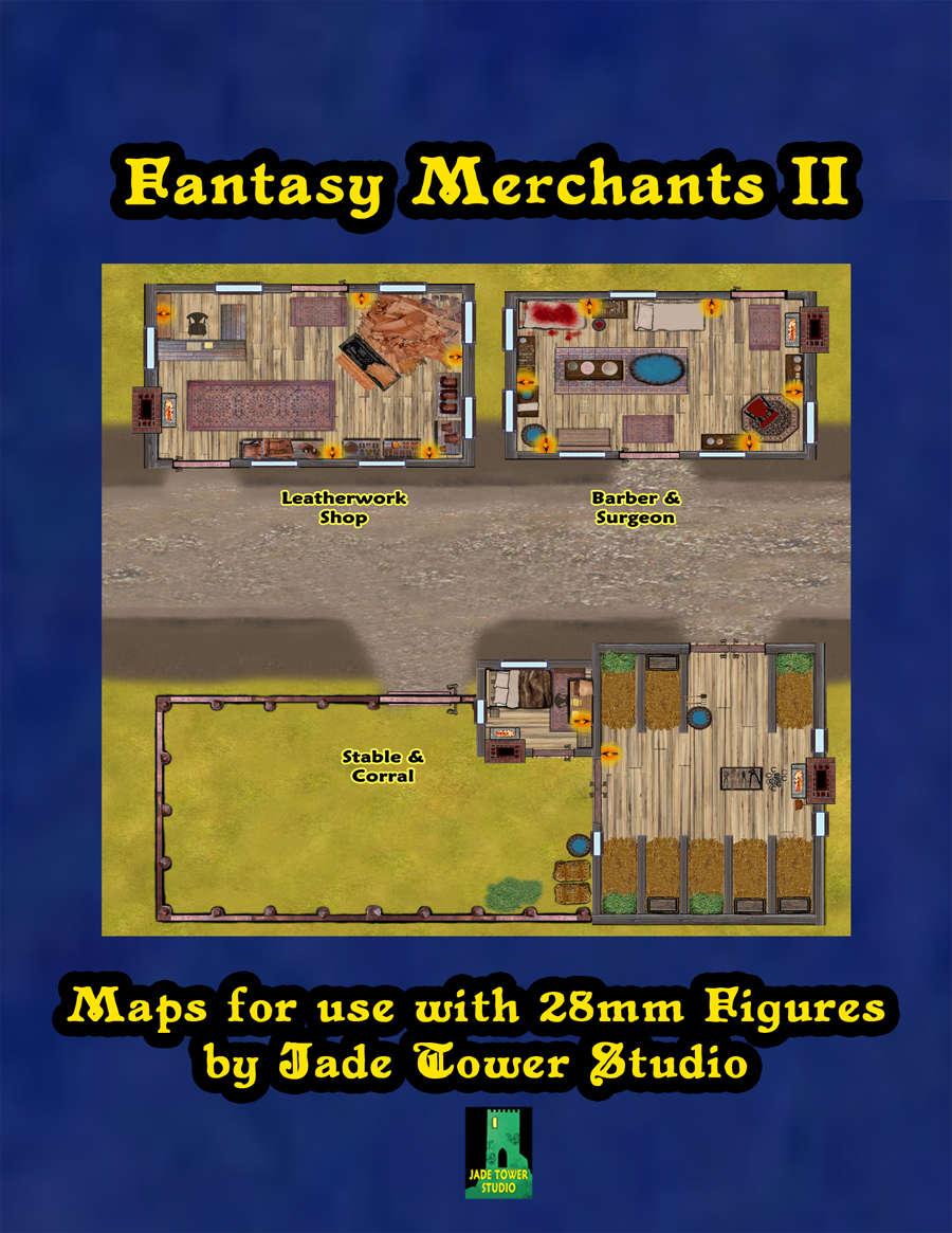 Fantasy shop ii
