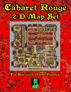 Cabaret Rouge Map Set
