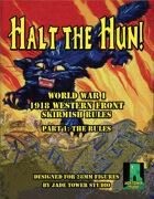 Halt the Hun!