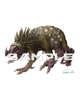 Stock Art: Mutant Monster Mole