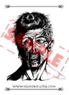 Image- Stock Art- Stock Illustration- Zombie