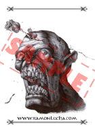 Image- Stock Art- Stock Illustration- Zombie - Love