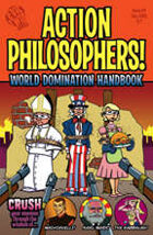 Action Philosophers #4: World Domination Handbook