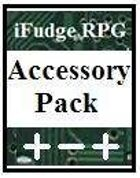 iFudge RPG: Accessory Pack