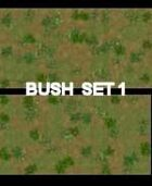 VN Bush / Scrub Maps Set 1 Vietnam Serie for all Modern Skirmish Games Rules