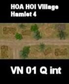 VN Hamlet 4 Map  VIETNAM Serie  for all Modern Skirmish Games Rules