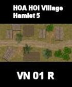 VN Hamlet 5 Map  VIETNAM Serie  for all Modern Skirmish Games Rules