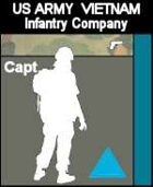 Counters US ARMY infantry Company for Vietnam Serie