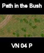 VN Bush/Path Map # 2 Vietnam Serie for all Modern Skirmish Games Rules