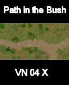 VN Bush/Path Map # 10 Vietnam Serie for all Modern Skirmish Games Rules