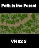 VN Forest/Path Map # 2 Vietnam Serie for all Modern Skirmish Games Rules