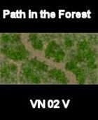 VN Forest/Path Map # 5 Vietnam Serie for all Modern Skirmish Games Rules