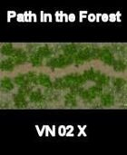 VN Forest/Path Map # 7 Vietnam Serie for all Modern Skirmish Games Rules