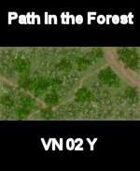 VN Forest/Path Map # 8 Vietnam Serie for all Modern Skirmish Games Rules
